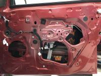 Установка Comfort Mat Dark D2 в Renault Sandero 2