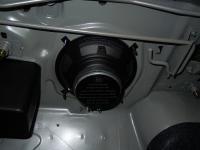 Установка акустики DLS M126 в Nissan Almera