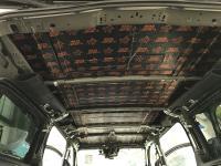 Установка Comfort Mat Dark D2 в Mercedes V class (W447)