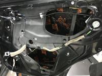 Установка Comfort Mat Dark D2 в Suzuki SX4 II