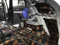 Установка Comfort Mat Dark D3 в Suzuki SX4 II