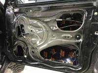 Установка Comfort Mat Dark D2 в Mitsubishi Pajero Sport