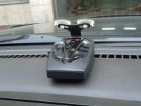 Установка антирадара Sho-Me 520 в Nissan Navara