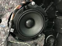 Установка акустики Dego PO 4.0 MR в BMW 5 (G30)