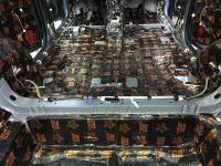 Установка Comfort Mat Dark D3 в Toyota RAV4.3