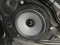 Установка акустики Morel Tempo Ultra Integra 602 в Mazda CX-5 II