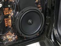 Установка акустики Focal Universal ISU200 в Volkswagen Passat B6