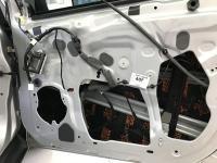 Установка Comfort Mat Dark D2 в Ford Focus 3