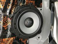 Установка акустики Morel Maximo Ultra 602 в Ford Focus 3