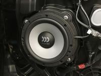 Установка акустики Morel Maximo Ultra 602 в KIA Cerato IV (BD)