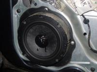 Установка акустики DLS B6A в Ford Focus 2