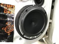 Установка акустики Hertz MPK 165.3 Pro в Skoda Octavia (A7)