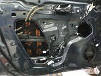 Установка Comfort Mat Dark D2 в Nissan X-Trail (T32)