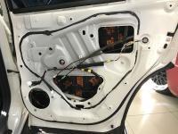 Установка Comfort Mat Dark D2 в Toyota Highlander
