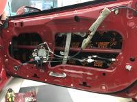 Установка Comfort Mat Dark D2 в Toyota Supra