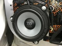 Установка акустики Morel Maximo Ultra 602 в Renault Arkana