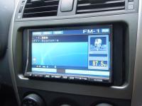 Фотография установки магнитолы Alpine IVA-W520R в Toyota Corolla X