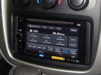 Фотография установки магнитолы Sony XAV-62BT в Toyota Highlander