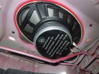 Установка акустики DLS M1269 в Toyota Camry V40