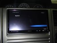 Фотография установки магнитолы Sony XAV-E70BT в Nissan X-Trail (T30)