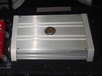 Установка усилителя DLS MA41 в Peugeot 308