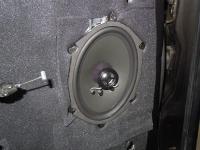 Установка акустики DLS 257 в Ford Explorer IV