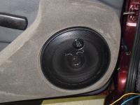 Установка акустики DLS M126 в Lada 2113