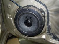 Установка акустики DLS B6A в Hyundai Matrix