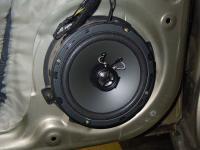 Установка акустики DLS M126 в Hyundai Matrix