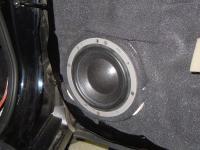 Установка акустики Morel Supremo 6 2-way в Nissan Teana (J32)