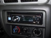 Фотография установки магнитолы JVC KD-DV5507EE в Ford Ranger