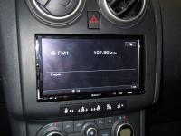 Фотография установки магнитолы Sony XAV-E70BT в Nissan Qashqai