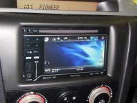 Фотография установки магнитолы Pioneer AVH-P3300BT в Mazda 3