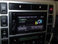 Фотография установки магнитолы Sony XAV-62BT в Volkswagen Passat