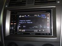 Фотография установки магнитолы Pioneer AVH-P3300BT в Toyota Corolla X