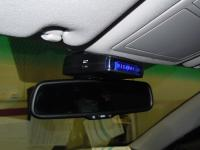 Установка антирадара Whistler Pro 78 SE в Toyota Camry V40
