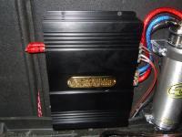 Установка усилителя DLS CA250i в KIA Ceed