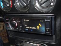 Фотография установки магнитолы Pioneer DVH-840AVBT в Ford Mondeo