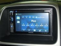 Фотография установки магнитолы Philips CID2680 в Honda CR-V (II)