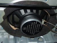 Установка акустики DLS M1269 в Mitsubishi Lancer