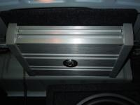 Установка усилителя DLS MA41 в Hyundai Solaris