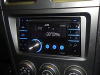 Фотография установки магнитолы JVC KW-XR417EE в Subaru Impreza