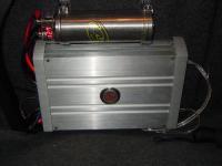 Установка усилителя DLS MA41 в Mitsubishi Lancer X