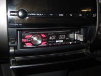 Фотография установки магнитолы Pioneer DEH-4400BT в Toyota Prius