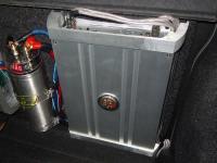 Установка усилителя DLS MA41 в Chevrolet Lacetti