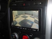 Фотография установки магнитолы Alpine IVA-W520R в Suzuki Grand Vitara