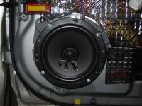 Установка акустики DLS 426 в Toyota Land Cruiser 100