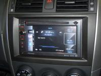Фотография установки магнитолы Pioneer AVIC-F930BT в Toyota Corolla X