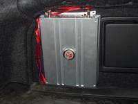 Установка усилителя DLS MA41 в Nissan Teana (J32)