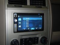 Фотография установки магнитолы Philips CID2680 в Ford Escape
